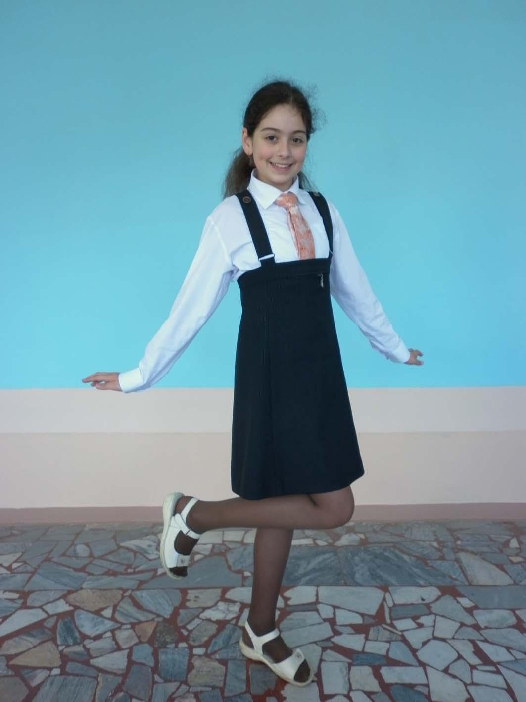 Форма для девочек школьная форма для